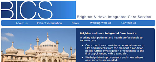 Brighton Integrated Care Service